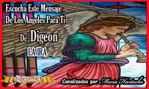 MENSAJES DE LOS ÁNGELES PARA TI - Digeon - ARCÁNGEL METATRON LA CONCIENCIA HUMANA - LA IRA - 03/08/2021
