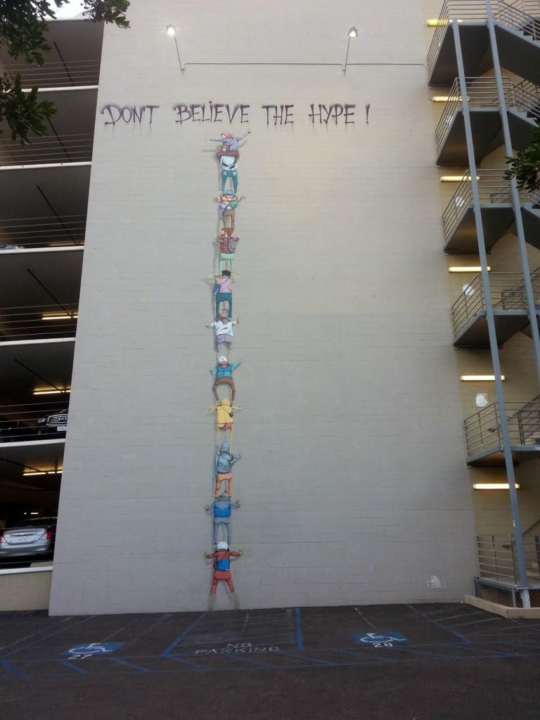 Os Gemeos - Arte urbano -digerible