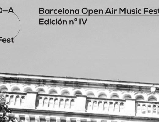 Barcelona Open Air Festival digerible