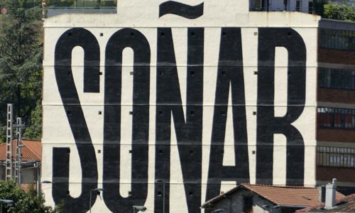 SpY arte urbano en Bilbao