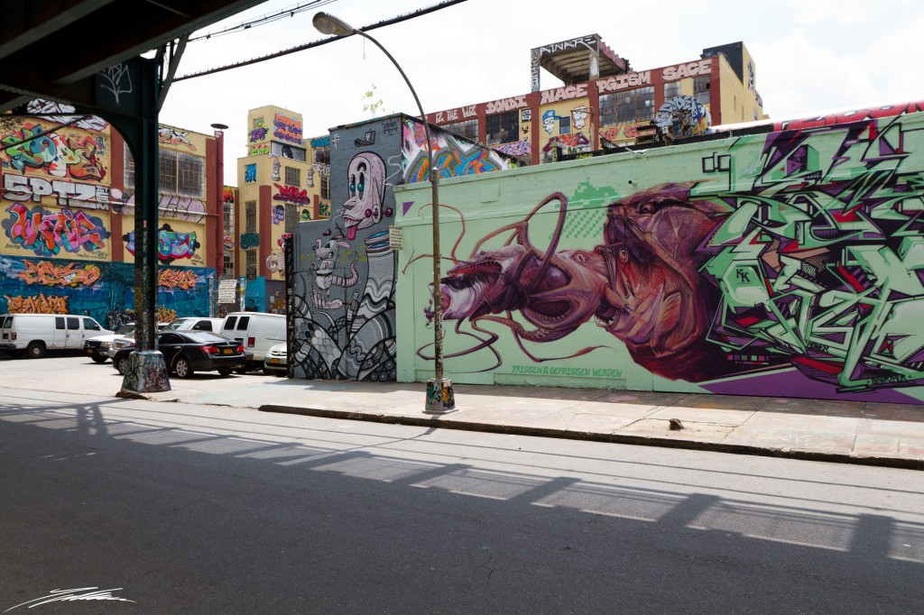 5pointz, arte urbano en Nueva York