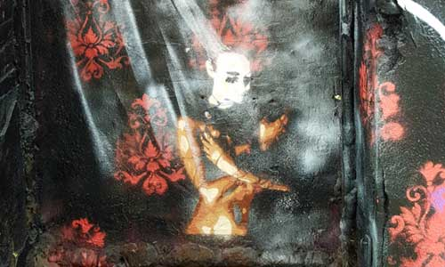 Fau art, arte urbano Barcelona