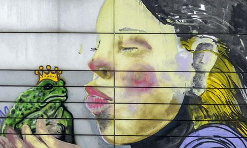 arte urbano en La Garriga Barcelona