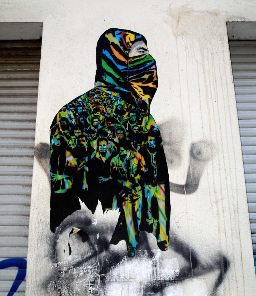 Icy and Sot, arte urbano Berlín