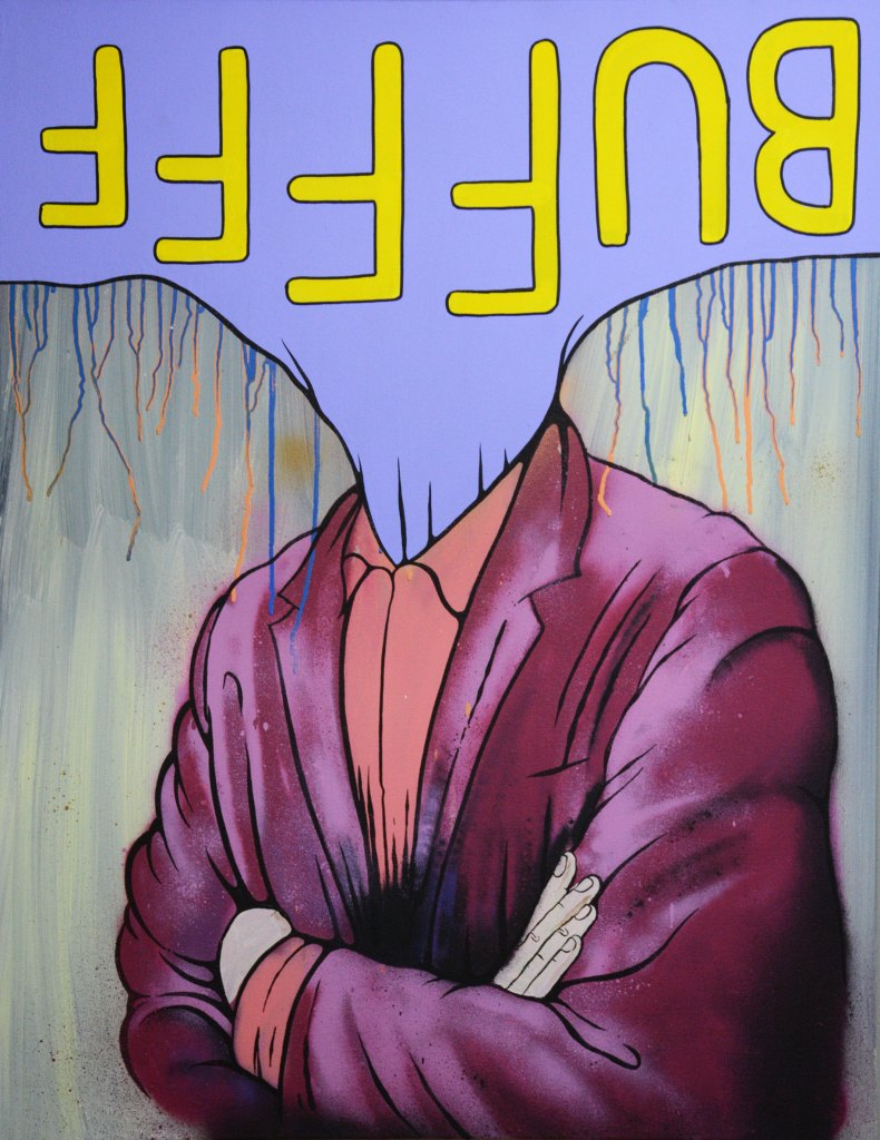 Enric Font exposición de arte en Barcelona