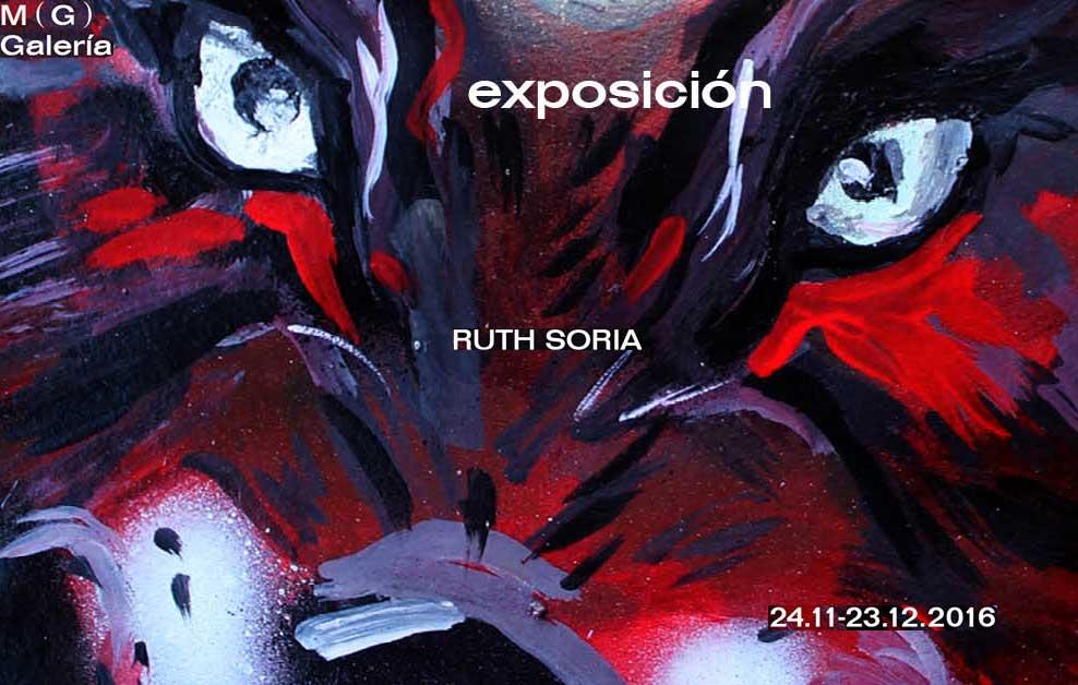 Galería de arte, Ruth Soria