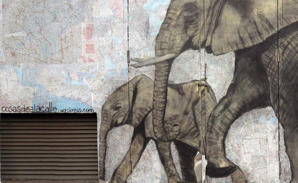 alacalle arte urbano en Barcelona