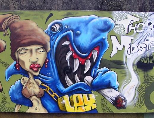 arte urbano País Vasco
