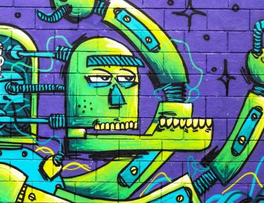 Ragestudio arte urbano en Barcelona