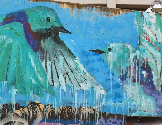 arte urbano IVES ONE, Barcelona