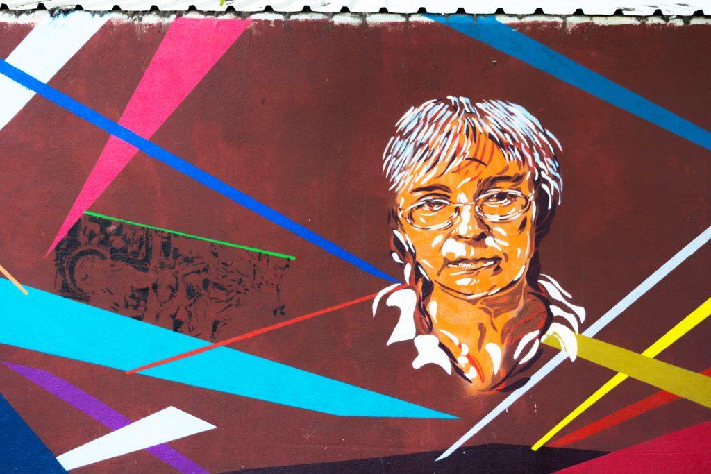 Btoy arte urbano en Barcelona