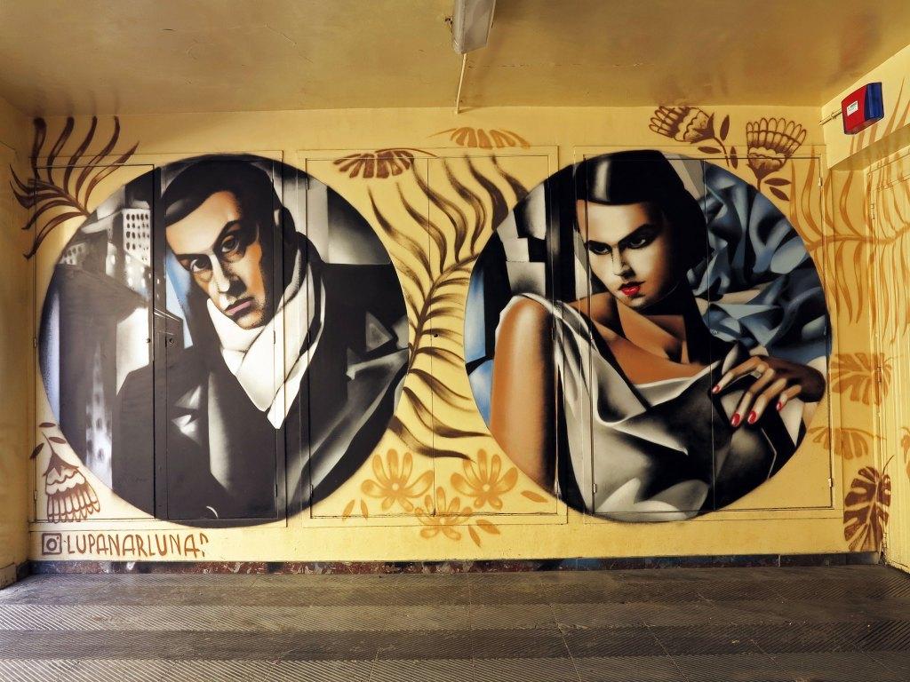 Arte urbano Joel Arroyo, Barcelona