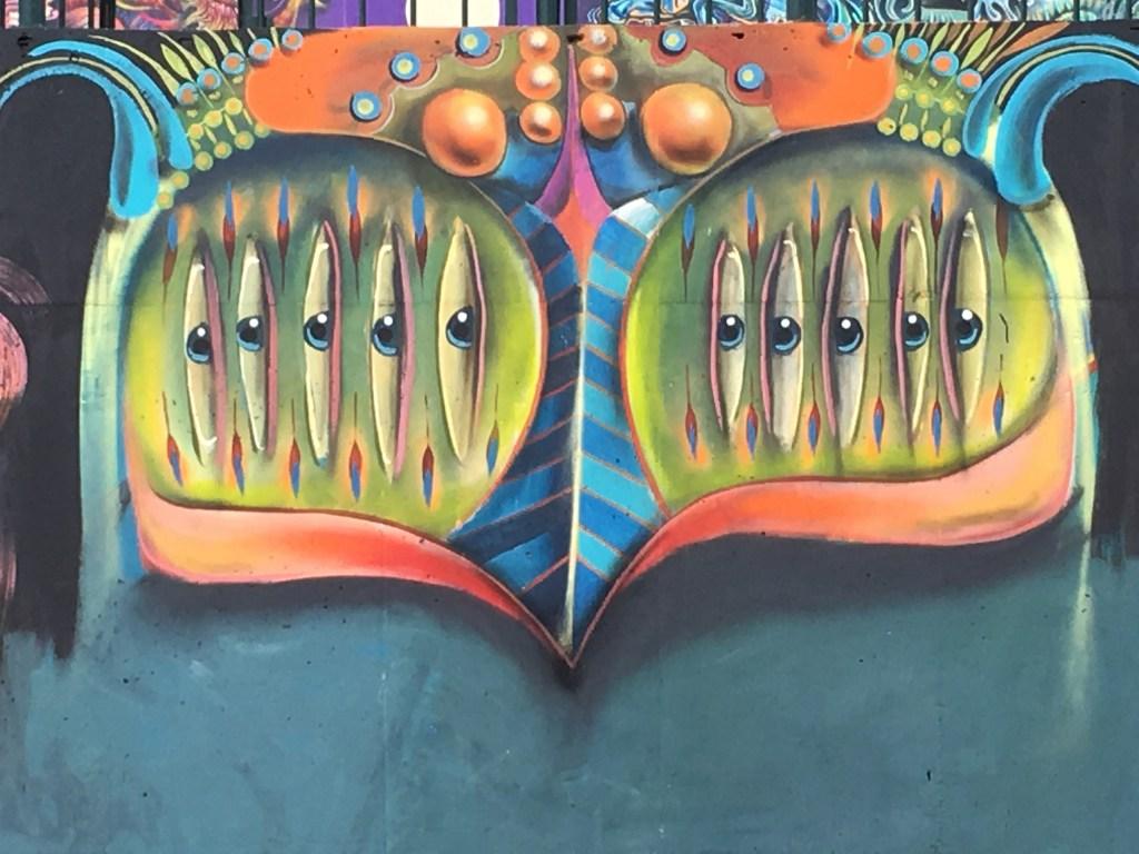 arte urbano, la candelaría, bogotá, colombia