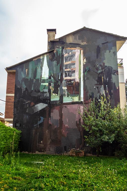 Arte urbano Emilio Cerezo, Aviá