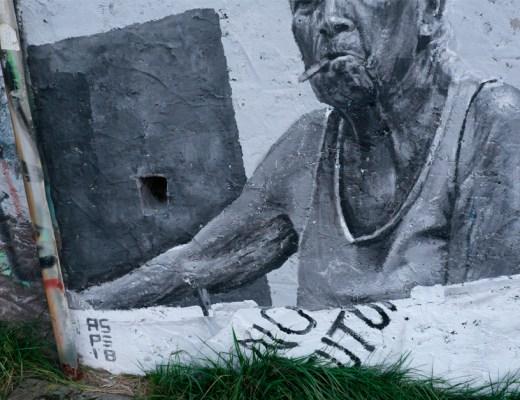 Arte urbano en Algorta, Vizcaya – País Vasco