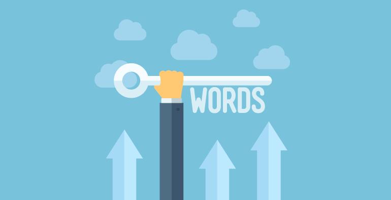 como elegir correctmanete las palabras claves