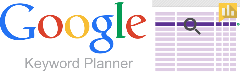 keword planner tool de google