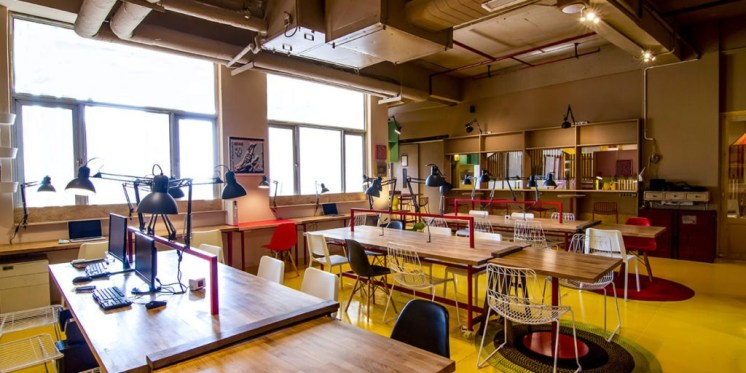 coworking spaces for women myHQ
