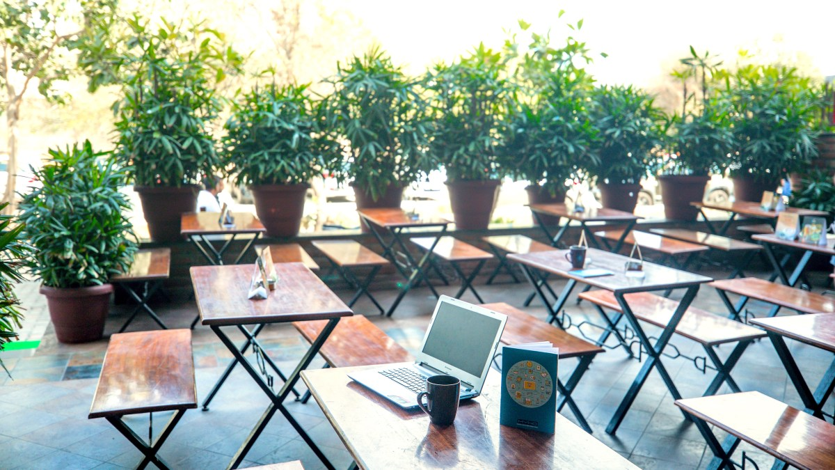 How Co-working Spaces Became A Way Of Sustainable Lifestyle For Me