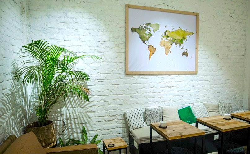 Beautiful Cafes in Delhi Haven International Coffee House
