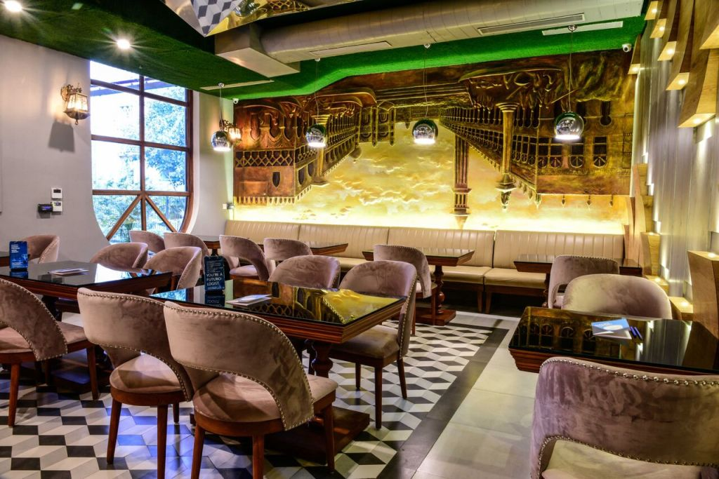 cafes in gurgaon tangy house
