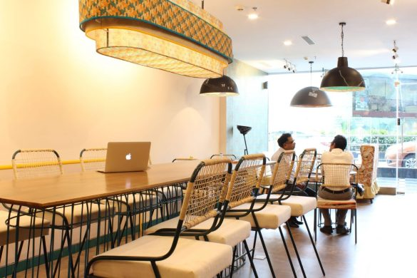 coworking space in Nehru Place - myHQ cover