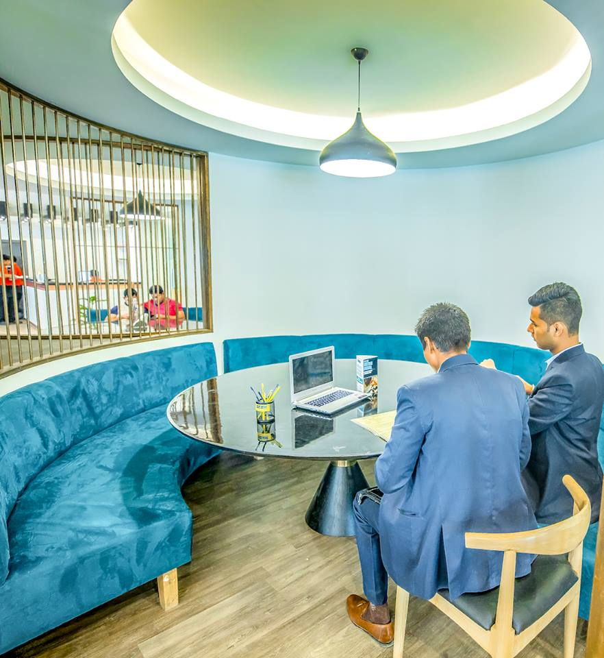 myHQ business centres in Delhi
