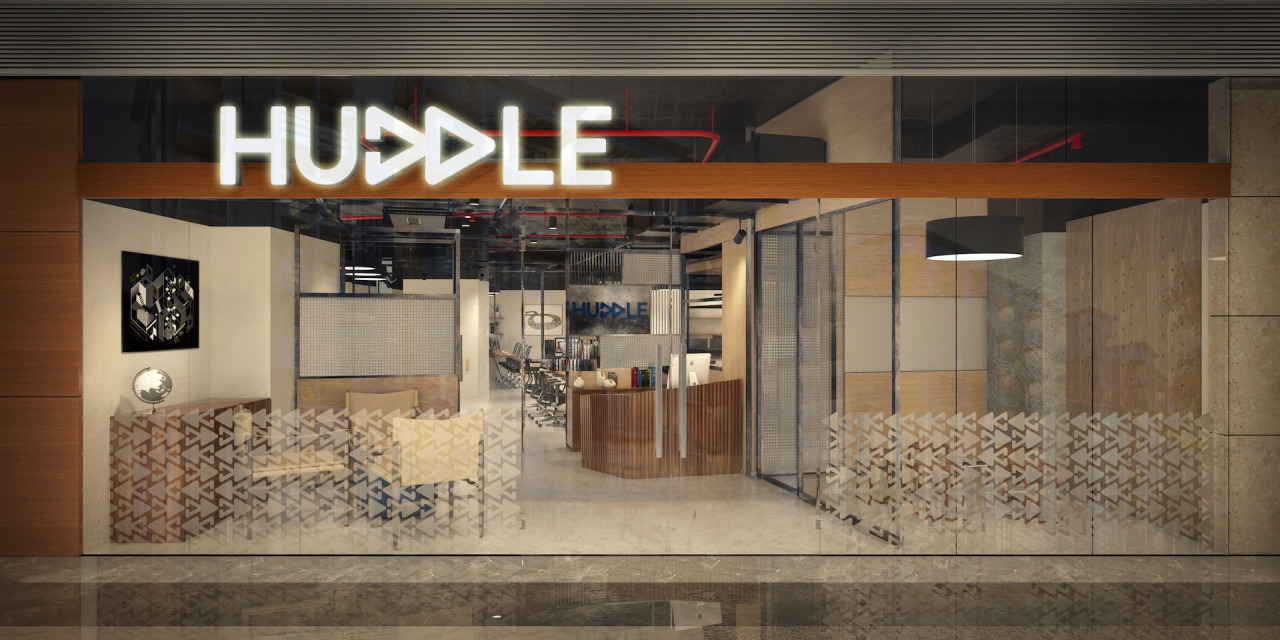 coworking spaces in Gurgaon Huddle