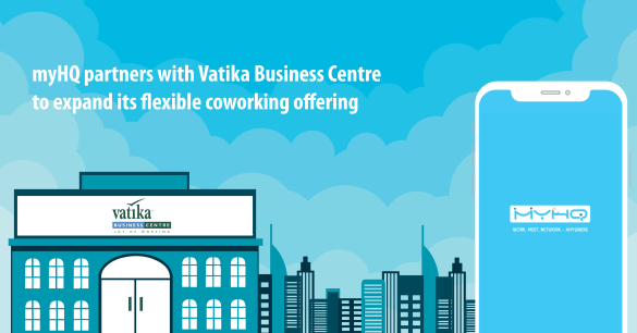 vatika business centre myHQ
