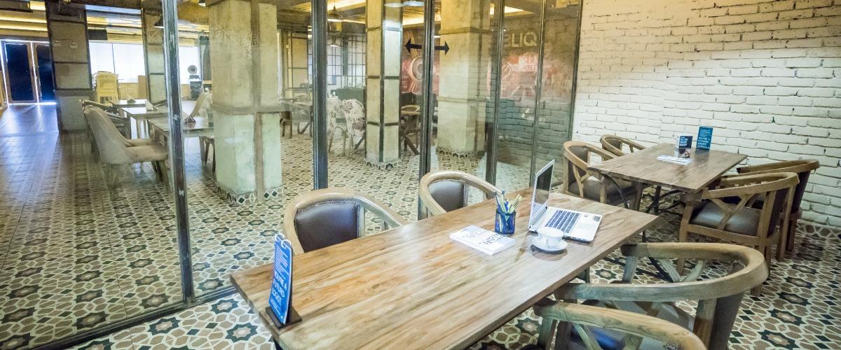 coworking cafe Publiq