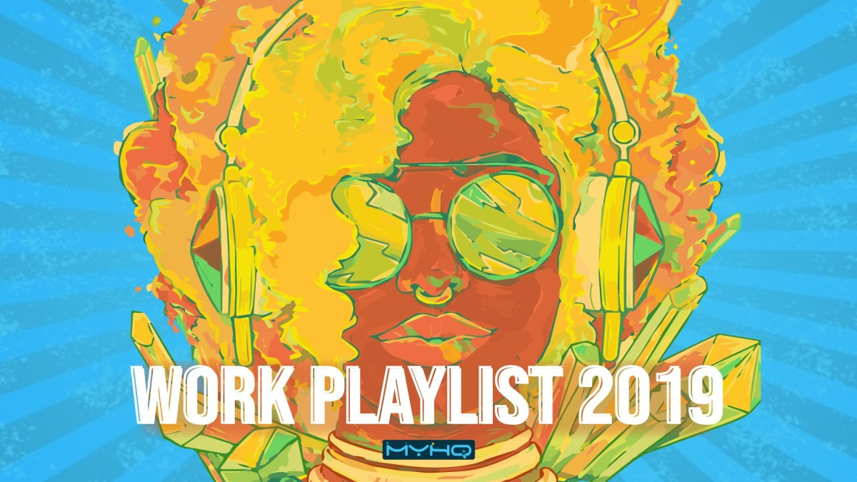 Top 3 Work Playlists To Keep You Motivated & Productive In 2020