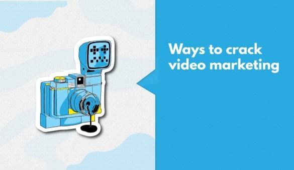 video marketing strategy myHQ