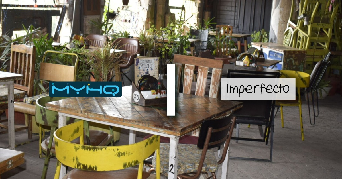 Perfection in our next coworking cafe; Imperfecto