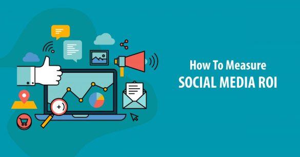 social media ROI myHQ