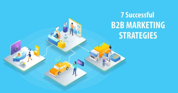 b2b marketing strategies myHQ