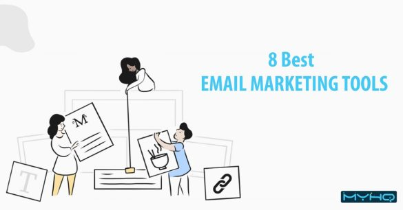 best email marketing tools myHQ