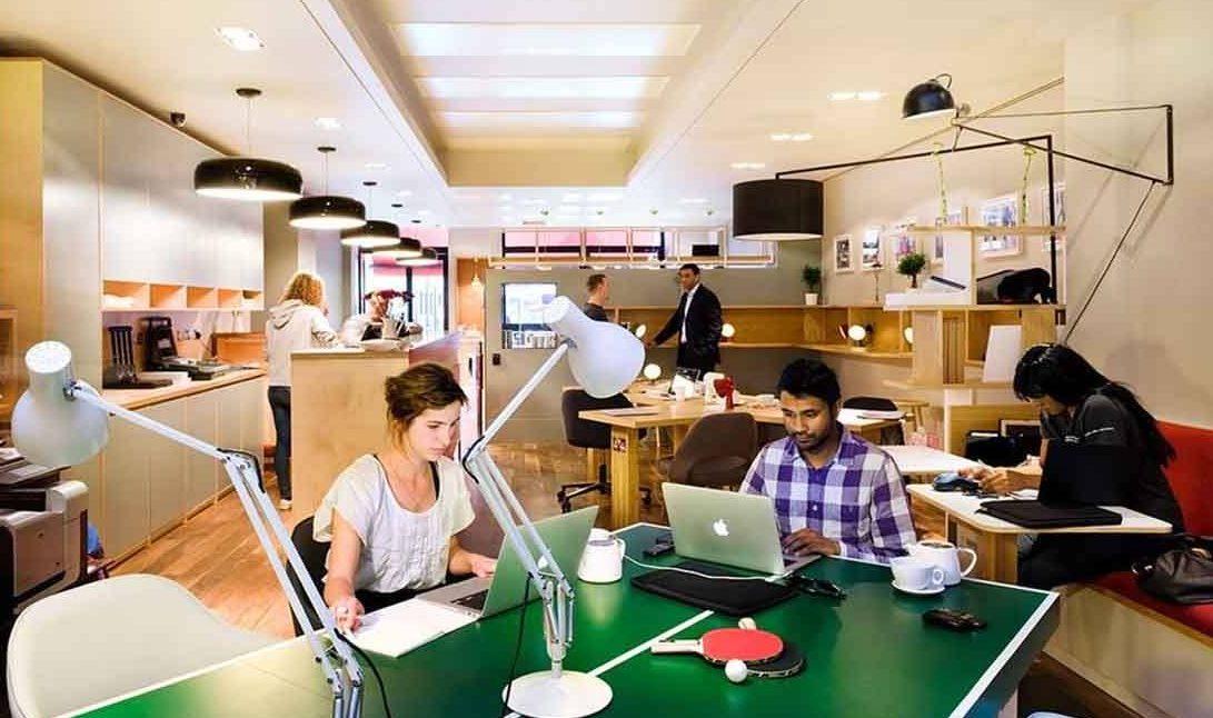 coworking space in Udyog Vihar - GoWork