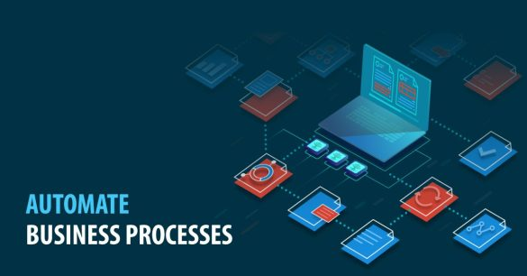 business automation process myHQ