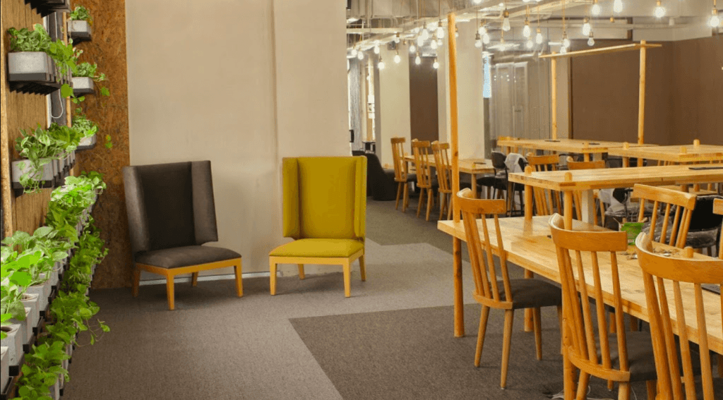 Cheap Coworking Space in Noida - Eccosphere