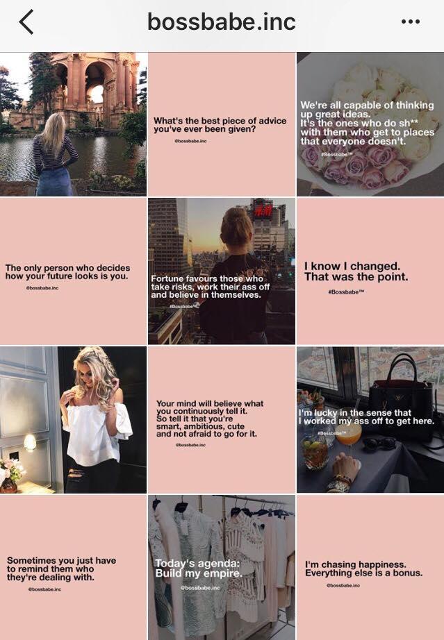 Instagram feed ideas - 5