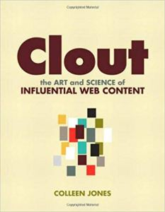 content marketing books - Clout