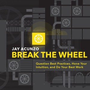 content marketing books - Break The Wheel