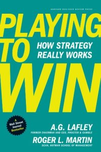 business strategy books - Playing to win