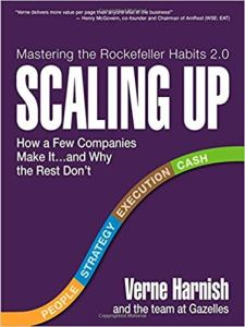 business strategy books - scaling up