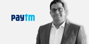 successful entrepreneurs in India - Vijay Shekhar Sharma