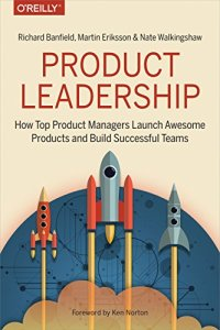 best product management books - Product Leadership