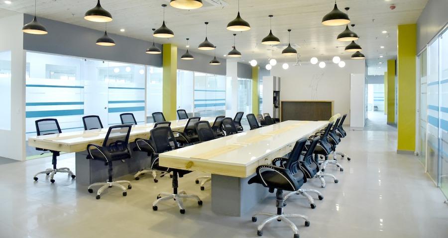 book meeting rooms in Delhi - SpringHouse
