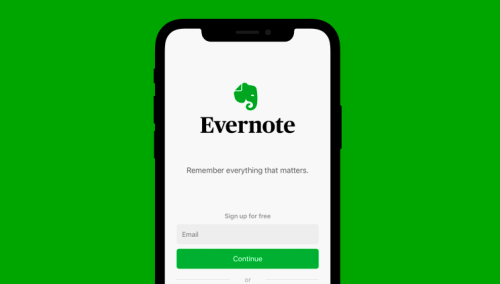 best android apps for bloggers - Evernote