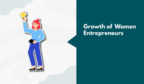 growth of women entrepreneurs