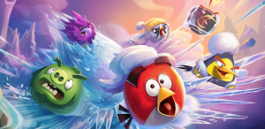 online multiplayer games - Angry birds
